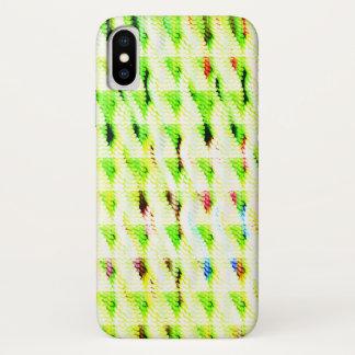 Funda Para iPhone X Modelo extraño abstracto