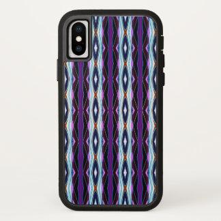 Funda Para iPhone X Modelo púrpura único