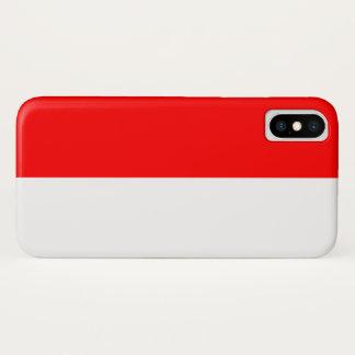 Funda Para iPhone X Mónaco