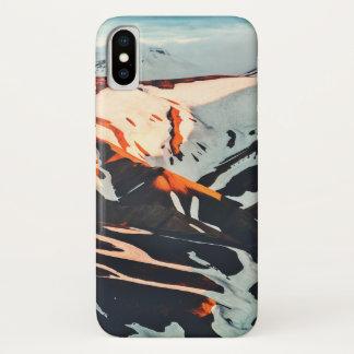 Funda Para iPhone X montañas