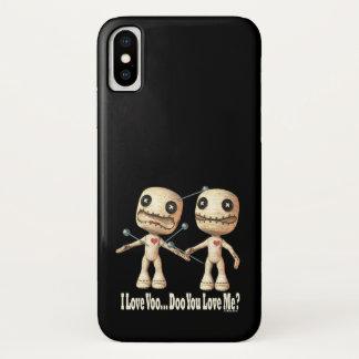 Funda Para iPhone X Muñecas del vudú