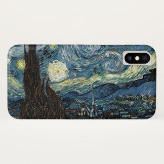 Funda Para iPhone X Noche estrellada