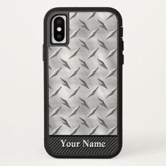 Funda Para iPhone X Opciones de la placa 1-7 del diamante