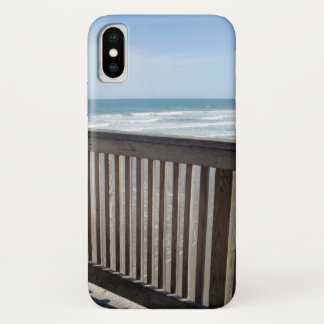 Funda Para iPhone X Opinión del mar