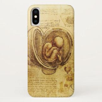 Funda Para iPhone X Opinión un feto en la matriz, Ob-Gyn médico