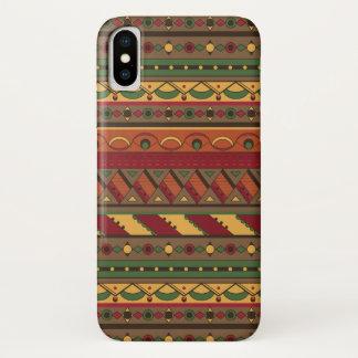 Funda Para iPhone X Origen étnico