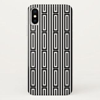Funda Para iPhone X Origen étnico abstracto