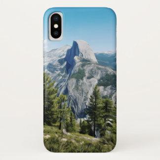 Funda Para iPhone X Parque nacional de Yosemite