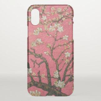 Funda Para iPhone X Pensamientos florales (más opciones) -