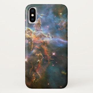Funda Para iPhone X Pilar y jets: Nebulosa de Carina
