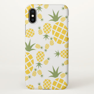 Funda Para iPhone X Piña tropical