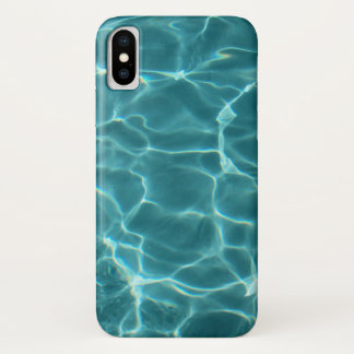 Funda Para iPhone X Piscina