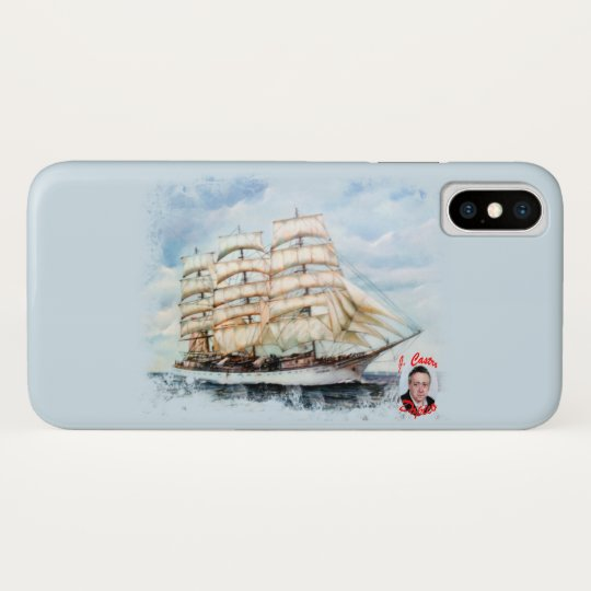 Funda Para iPhone X Regata Cutty Sark/Cutty Sark Tall Ships' Race