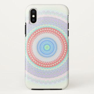 Funda Para iPhone X Remolino de Kawaii