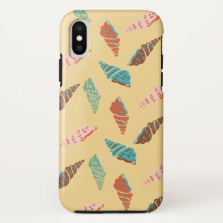 Funda Para iPhone X Seashell