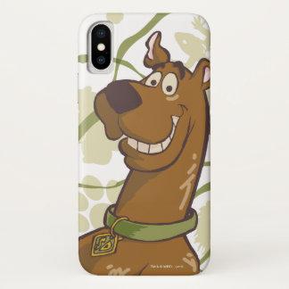 Funda Para iPhone X Sonrisa de Scooby Doo