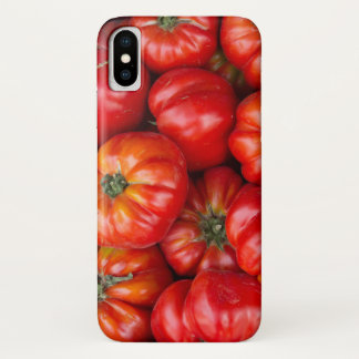 Funda Para iPhone X Tomates en el mercado