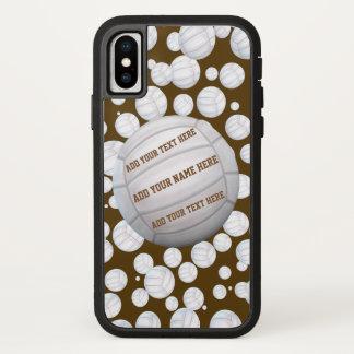 Funda Para iPhone X Voleiboles de playa