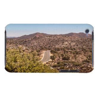 Funda Para iPod Camino solo del desierto de la yuca