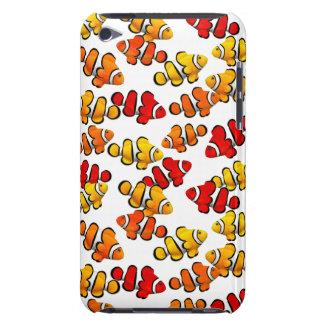 Funda Para iPod De Barely There Escuela del caso del tacto de Percula Clownfish