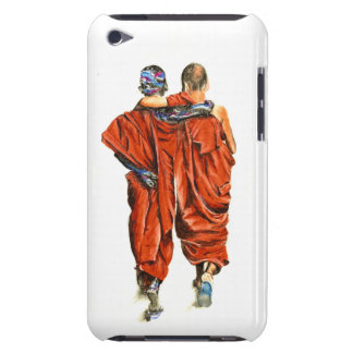 Funda Para iPod De Barely There Monjes budistas