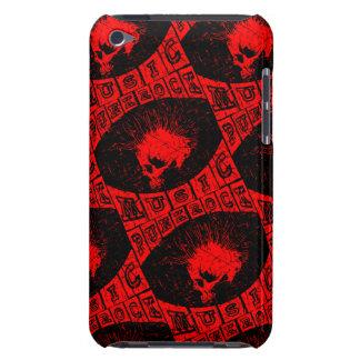 Funda Para iPod De Barely There música de punk rock