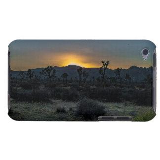 Funda Para iPod De Barely There Parque nacional de la yuca de la salida del sol