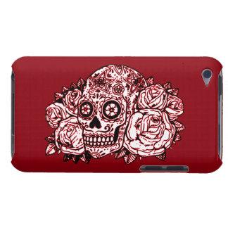 Funda Para iPod De Case-Mate Cráneo y rosas