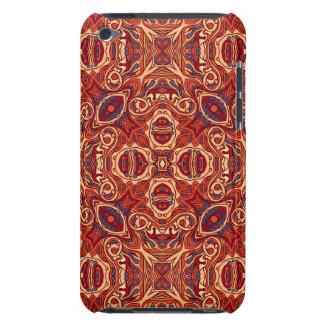 Funda Para iPod De Case-Mate Diseño rizado dibujado mano colorida abstracta del