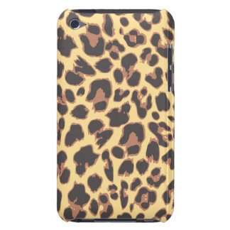 Funda Para iPod De Case-Mate Modelos de la piel animal del estampado leopardo