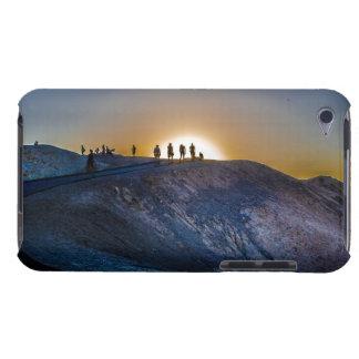Funda Para iPod De Case-Mate Puesta del sol del punto del zabriskie de Death