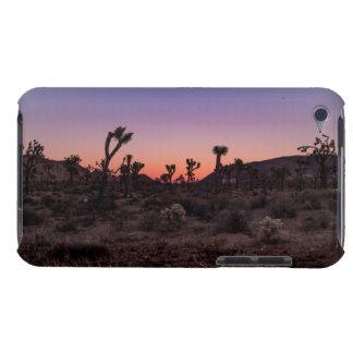 Funda Para iPod Parque nacional de la yuca de la puesta del sol