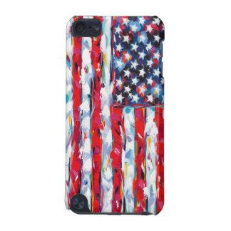 Funda Para iPod Touch 5 Bandera americana