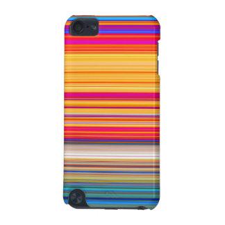 Funda Para iPod Touch 5 Modelo rayado multicolor