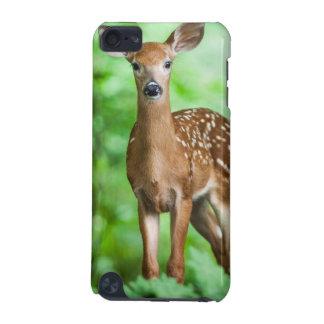Funda Para iPod Touch 5G Cervatillo de los ciervos del bebé en el bosque