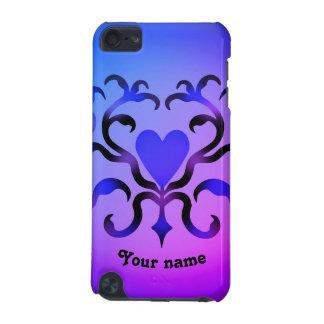 Funda Para iPod Touch 5G Diseño elegante del corazón
