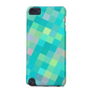 Funda Para iPod Touch 5G Modelo multicolor del arte del pixel