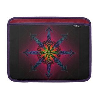 Funda Para MacBook Air ¡Caos psicodélico - elija su color!