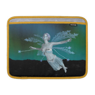 Funda Para MacBook Air Hada del invierno