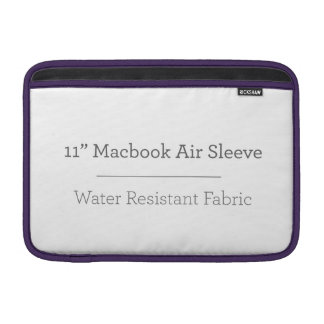 Funda Para MacBook Air Manga de aire personalizada del 11in Macbook