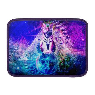 Funda Para MacBook Air Tigre de la galaxia - tigre rosado - 3d tigre -