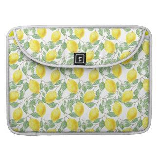 Funda Para MacBook Árbol de limón fructífero