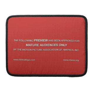 Funda Para MacBook Audiencias maduras solamente