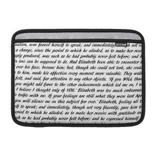 Funda Para MacBook Citas de Jane Austen