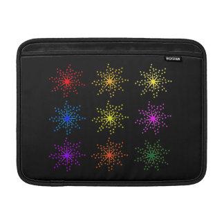 Funda Para MacBook Explosiones cómicas coloridas