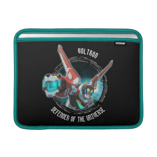 Funda Para MacBook Haz rojo del plasma del león de Voltron el |