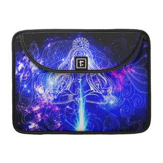 Funda Para MacBook Koi iridiscente cósmico