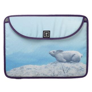 Funda Para MacBook Liebres árticas, lepus arcticus, o conejo polar