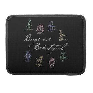 Funda Para MacBook Los insectos son hermosos