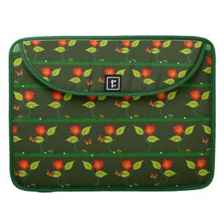 Funda Para MacBook Plantas y flores